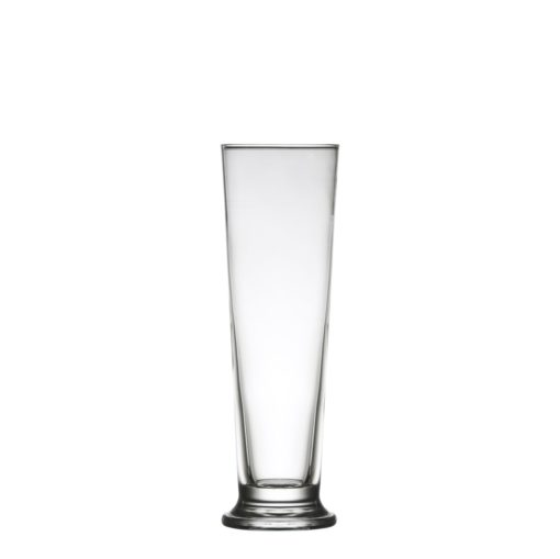 D&V Draught Skol Beer Glass 12.8oz